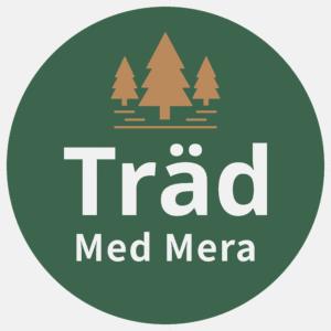 träd med mera logotype